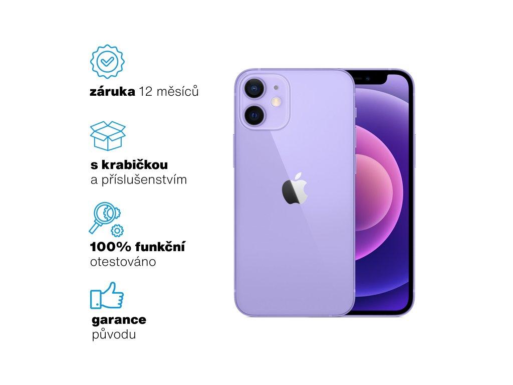 12 mini purple