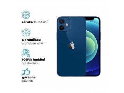 12 mini blue