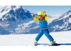 Dětské a juniorské lyže