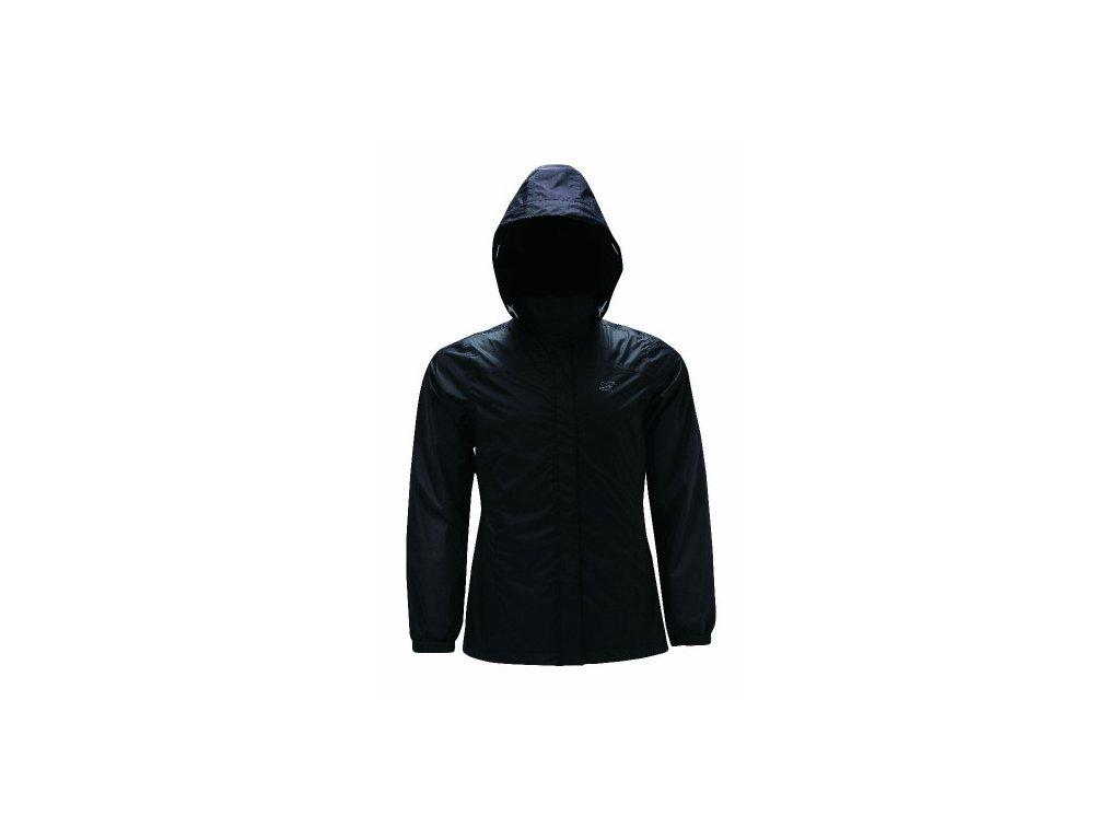 RÖDBERG - dámská outdoor. bunda - černá