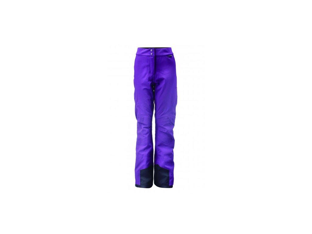HELAGS Dámské lyžařské kalhoty Fialová