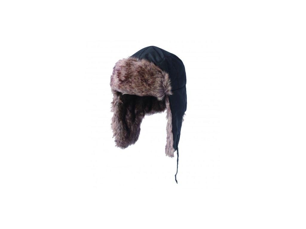 AVIATOR CAP čepice černá