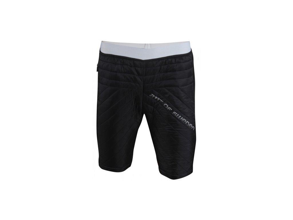 PADJELANTA - pánské ECO izolační krátké kalhoty - černé