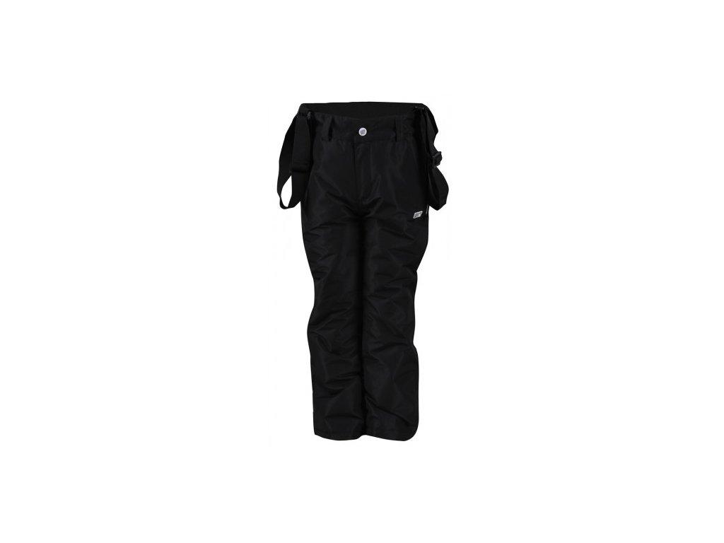 STALON - dětské lyžařské kalhoty - černé