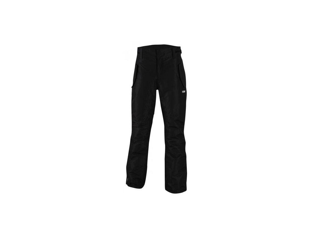 STALON - pánské lyžařské kalhoty - černé