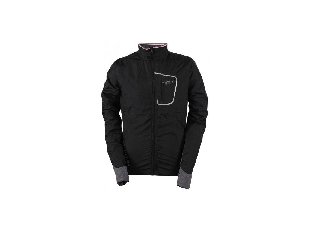SVEDJE - ECO pánská multisportovní bunda - černá
