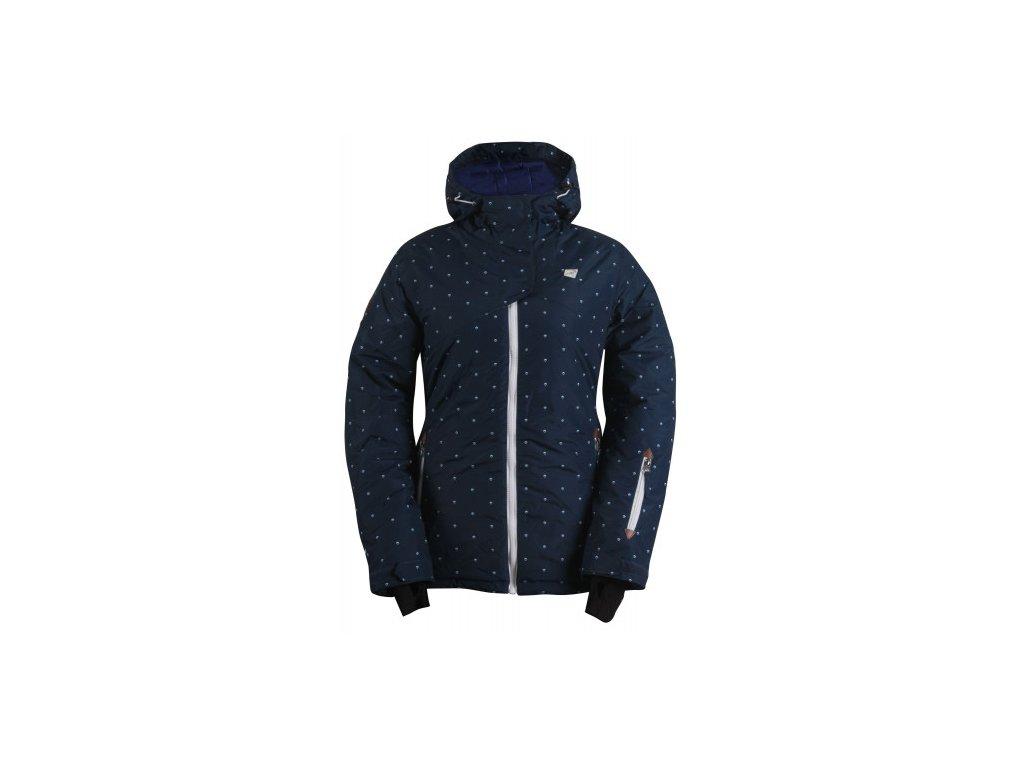 STALON -zimní lyžařská bunda - modrá