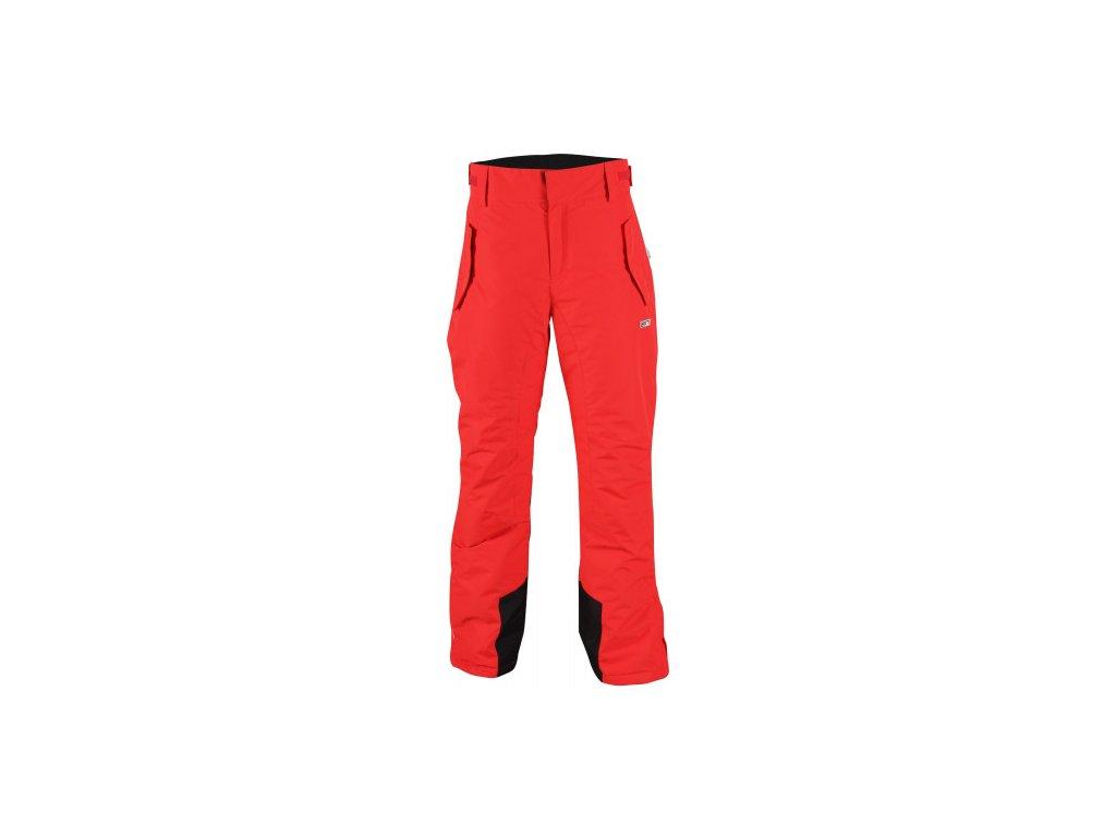 STALON - pánské lyžařské kalhoty - červené