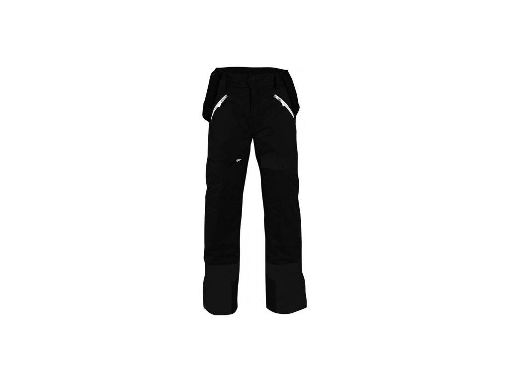 Lyžařské kalhoty True North pánské - černé