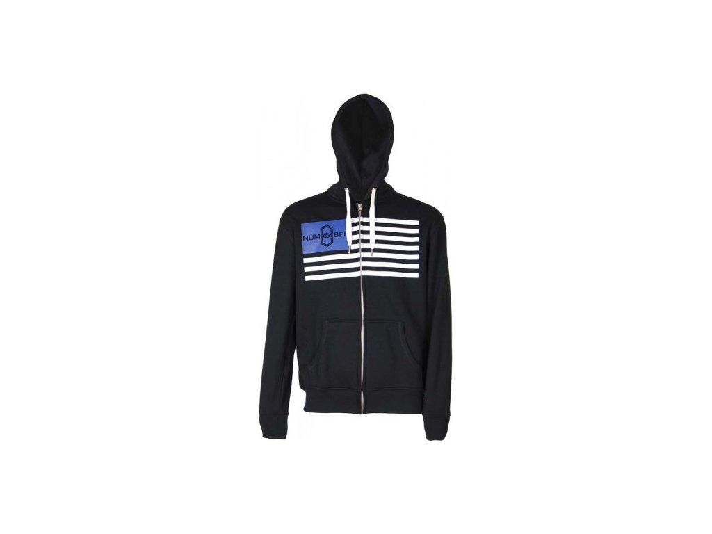 Hood Jacket No.8 - černá