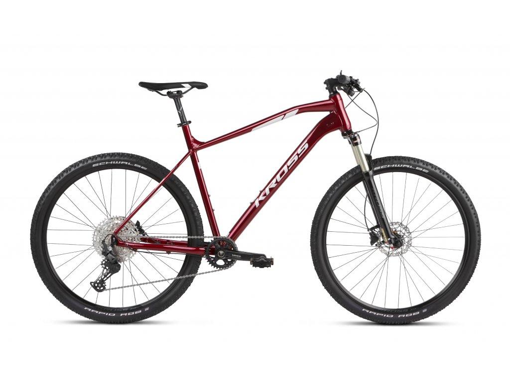 2021 KROSS LEVEL 6.0 SR (new frame)  +dárek + sportovní dárek