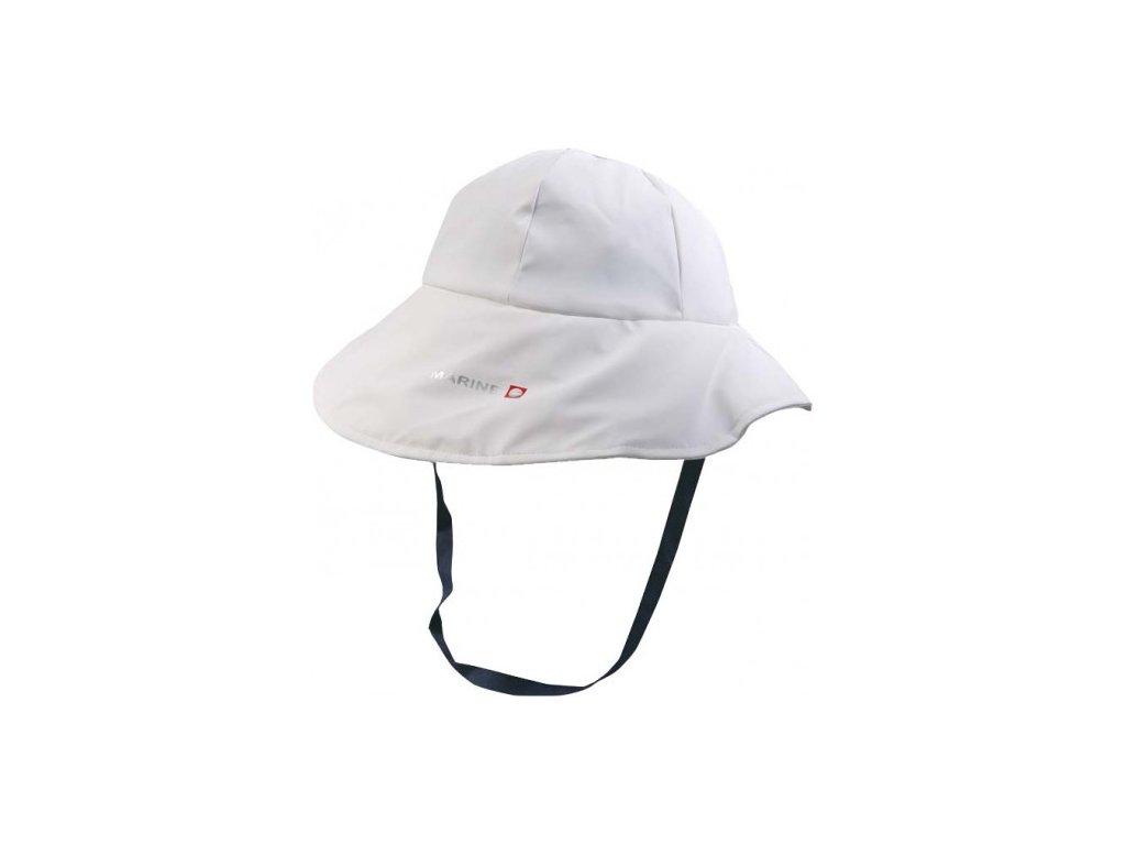 MARINE - klobouk do deště - White
