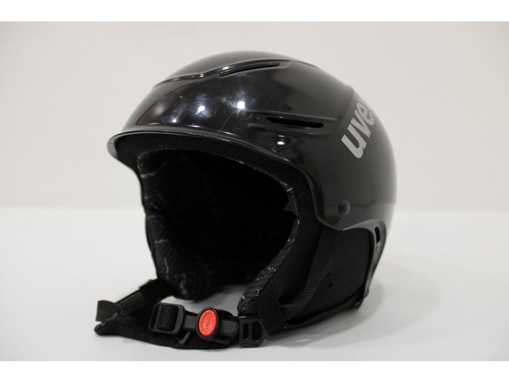 Helma UVEX černá velikost M