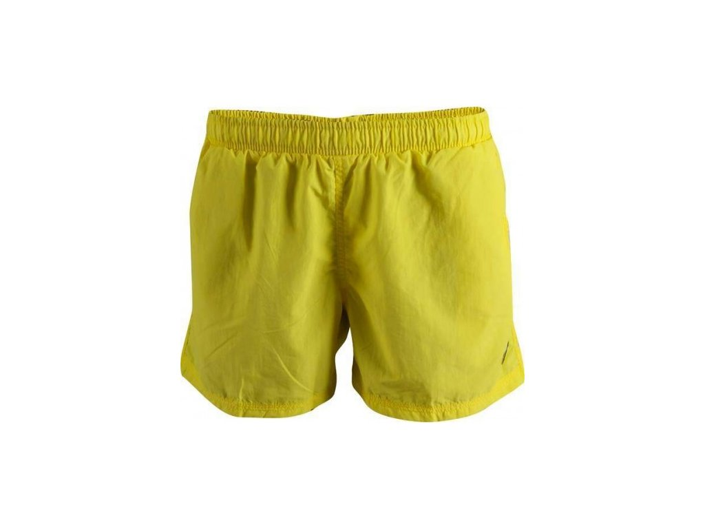 MARINE - pánské plážové šortky - žluté
