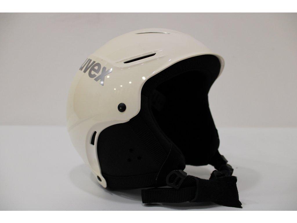 Helma UVEX bílá velikost M