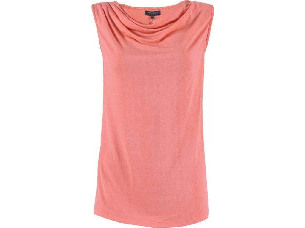 MARINE - singlet - růžový