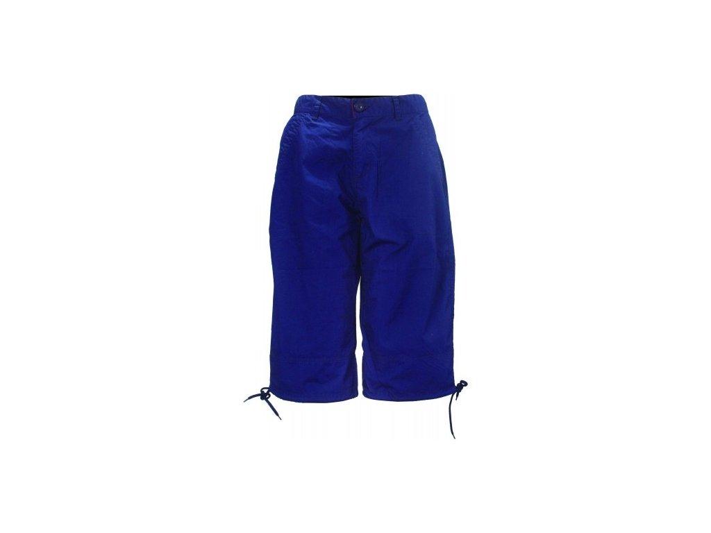 MARINE -dámské 3/5 kalhoty - modré