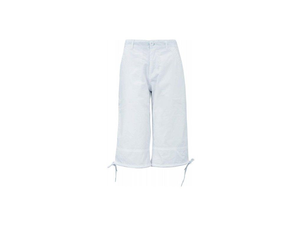 MARINE -dámské 3/5 kalhoty - bílé