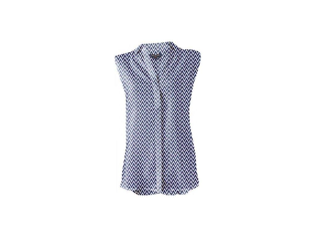 MARINE - dámská tunika - modrá