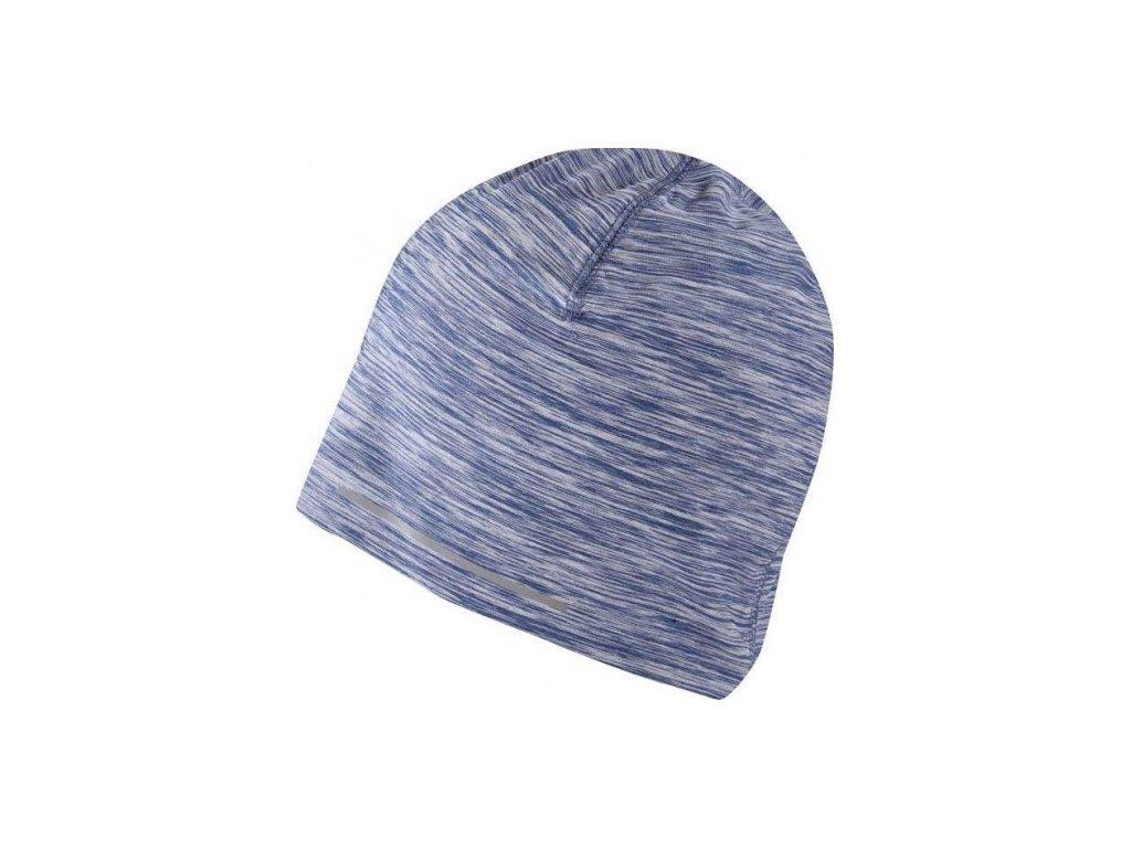 OXIDE - běžecká čepice - modrá melange