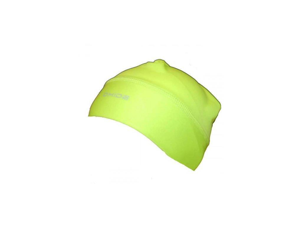 OXIDE - běžecká čepice, žlutá