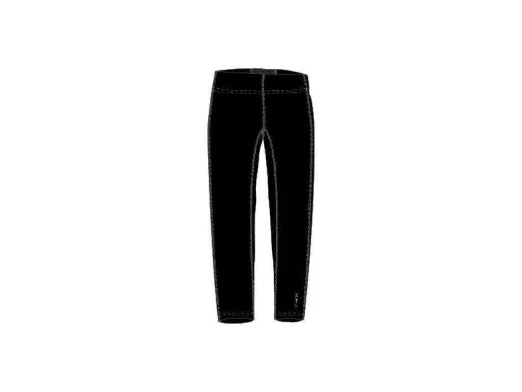OXIDE - pánské elastické kalhoty 1/1 - černé