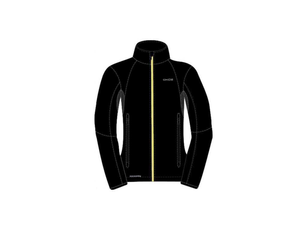 OXIDE-dámská bunda Q19 Lite - černá