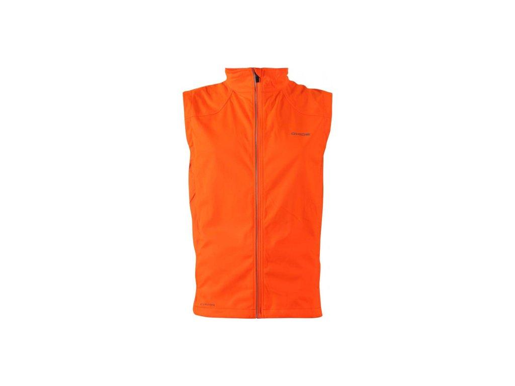 OXIDE-pánská vesta (duralite stretch) - oranžová