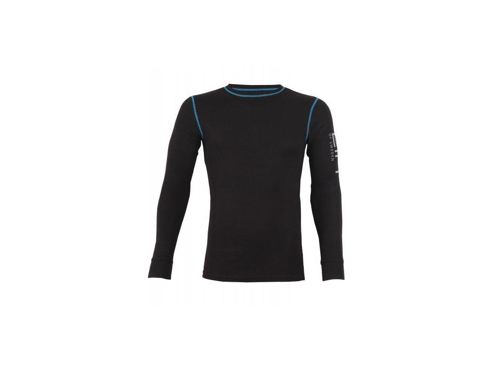 LANGA - komplet pánského funkčního prádla - černý
