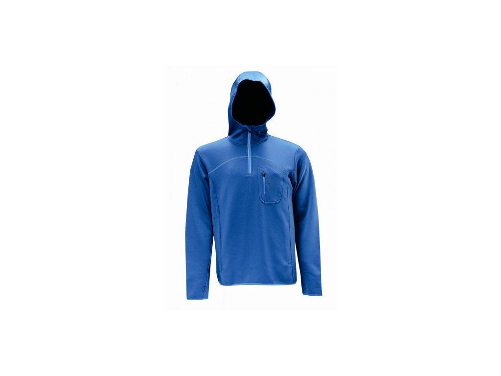 DUVED - mikina s kapucí (1.vrstva ) - modrá