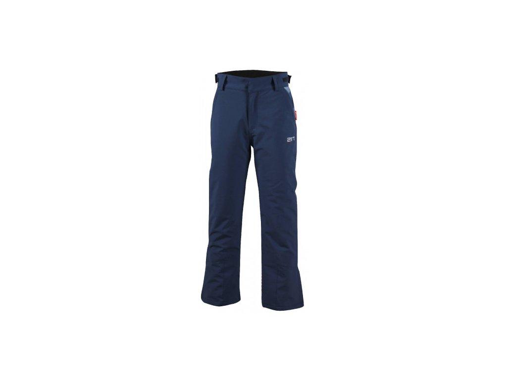 RANSBY - ECO pánské lyžařské kalhoty - modré