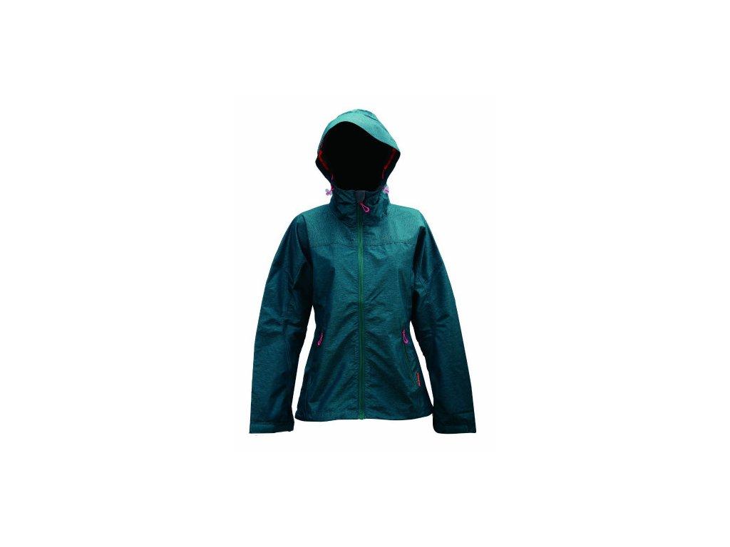 ARENTORP - dámská ECO outdoor bunda - zelená