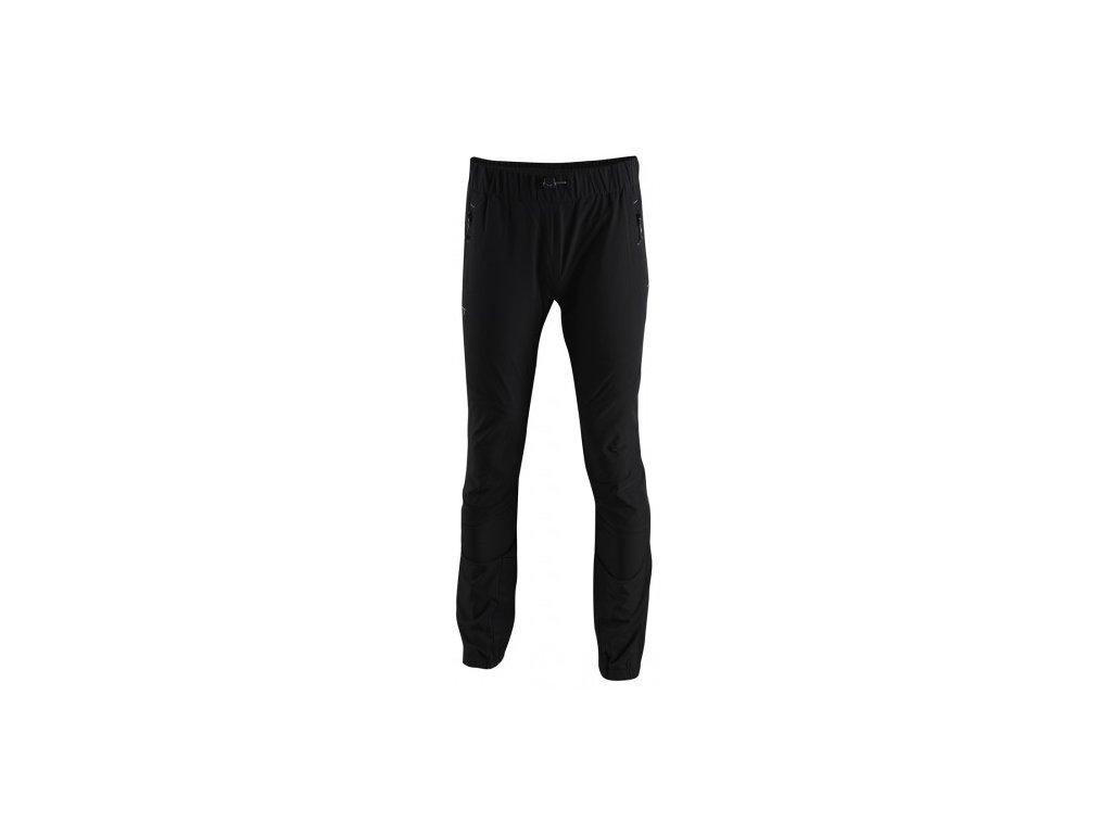 SIL -pánské outdoorové kalhoty dl. - černé
