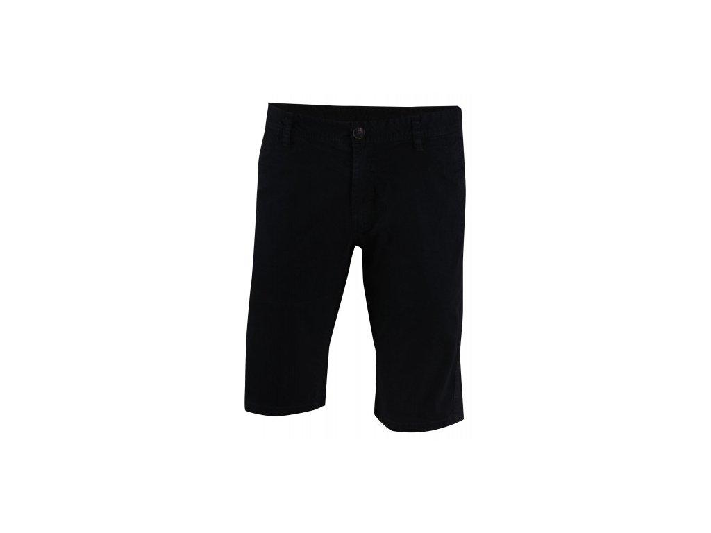 TORGAS - outdoorové kr.kalhoty, pánské (ke kolenům) - černé