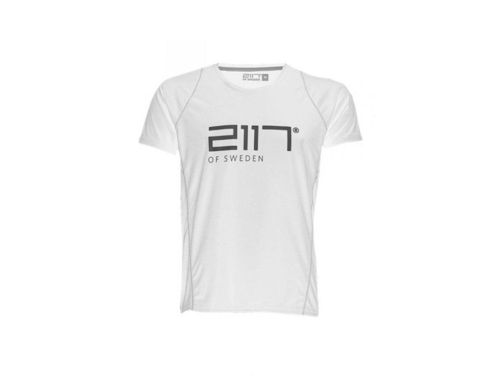 TUN - pánské funkční triko s krátkým rukávem - bílé