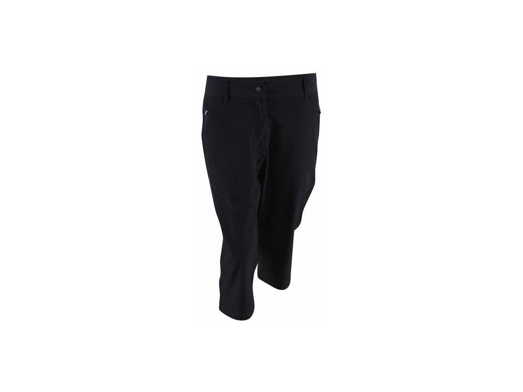 VIMMERBY -dámské 3/4 kalhoty - černé