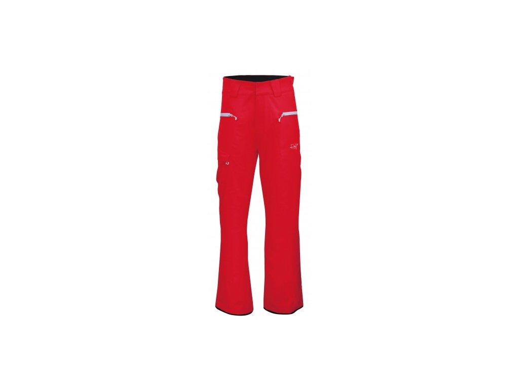 GRYTNÄS- dámské lyž.zateplené kalhoty(15000 mm) - růžové