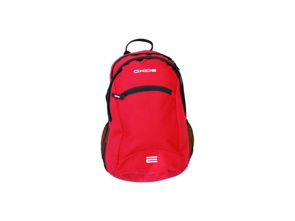 Oxide batoh - červený