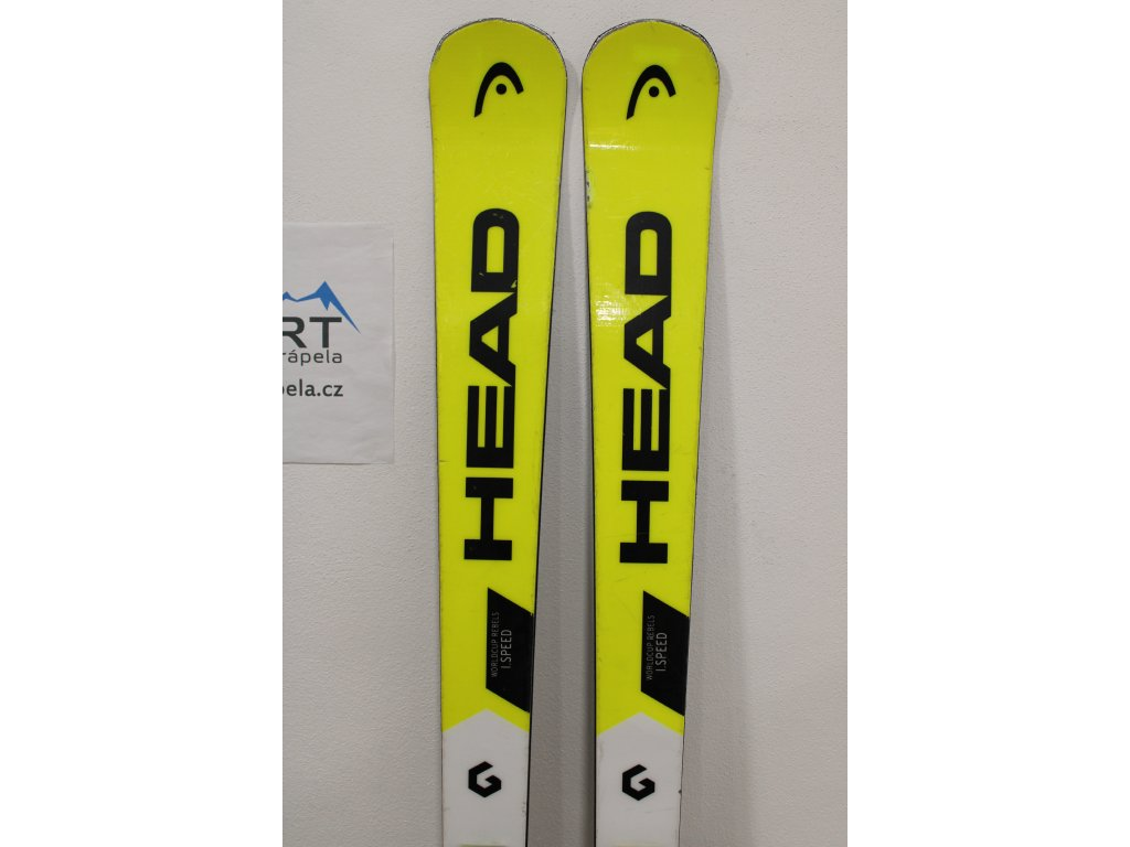 HEAD WORLDCUP REBELS i.SPEED 170 cm