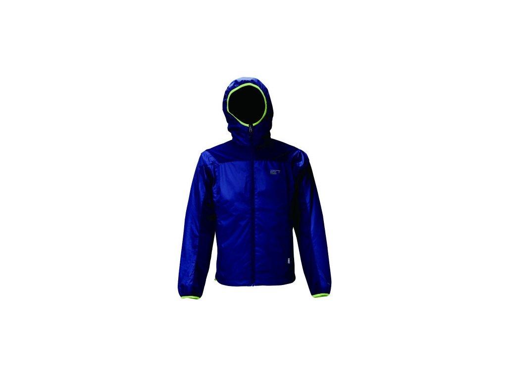 JÄRPEN - pánská hybridní bunda - modrá