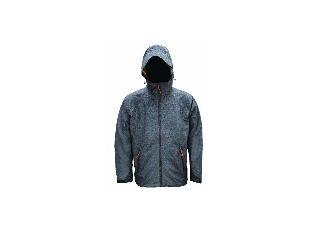 ARENTORP- pánská ECO outdoor bunda - šedá
