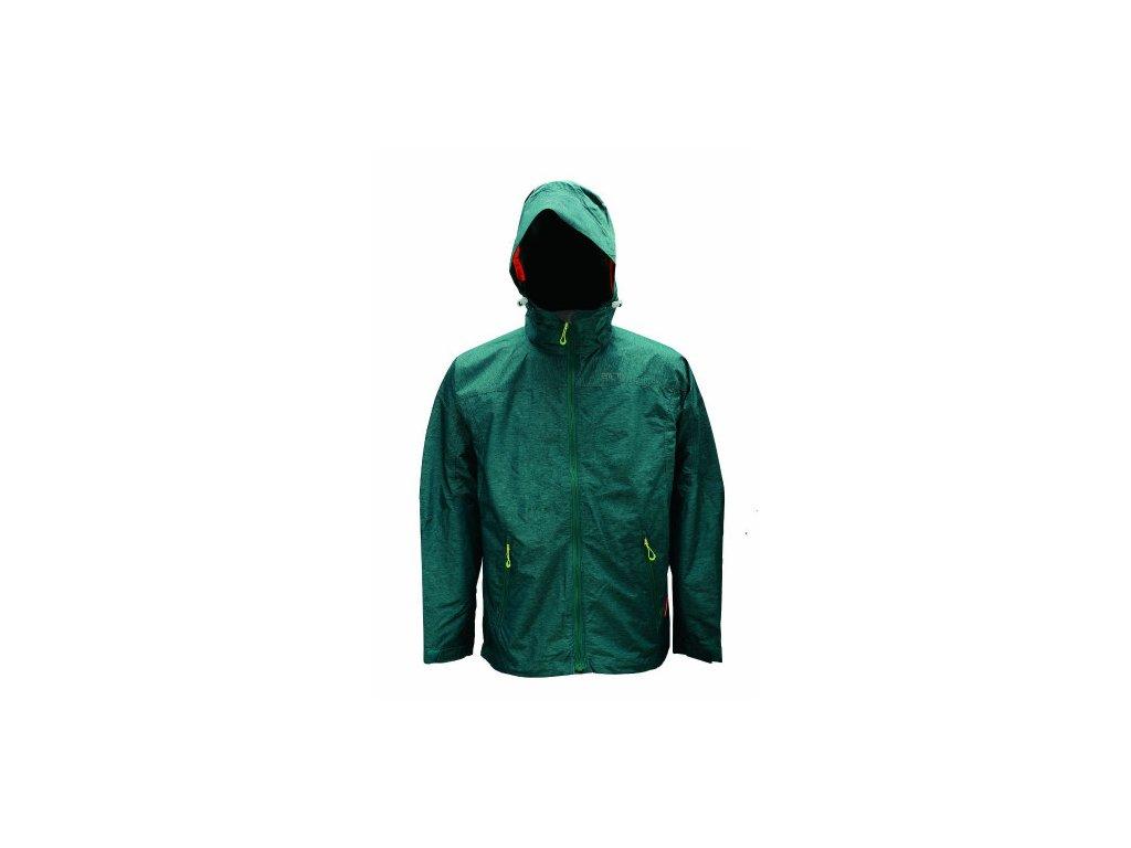 ARENTORP - pánská ECO outdoor bunda - zelená