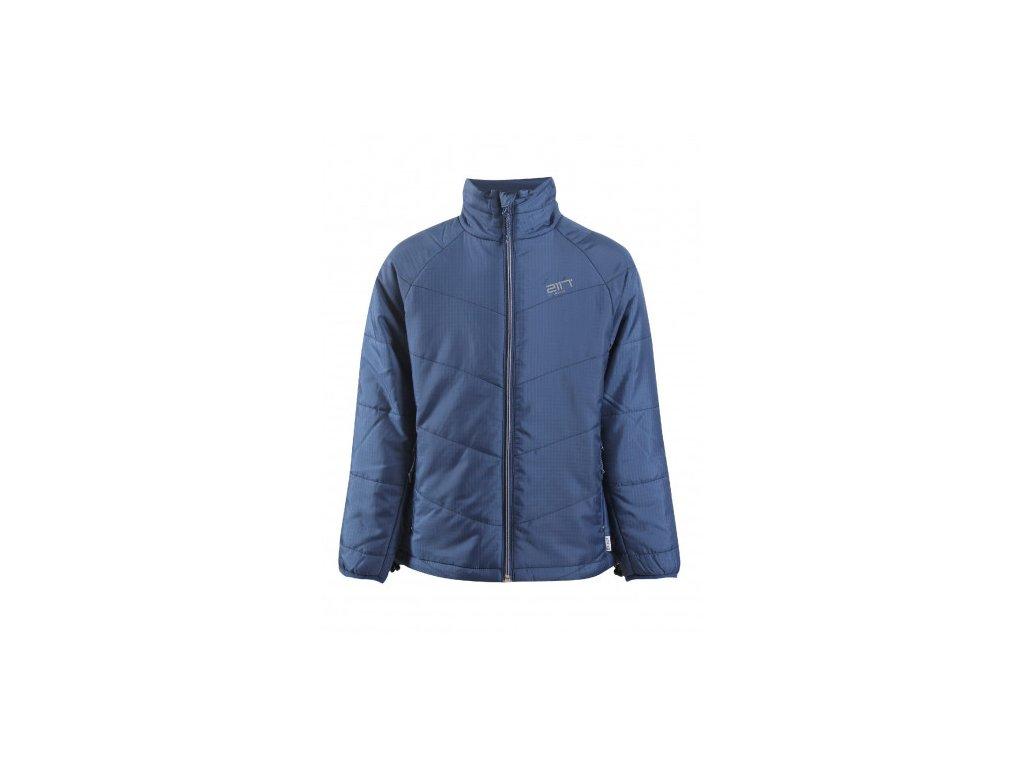 SATTAJÄRVI -chlapecká sportovní bunda - modrá