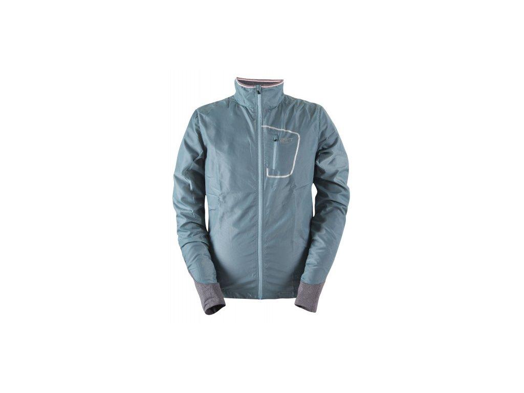 SVEDJE - pánská multisportovní bunda - modrá