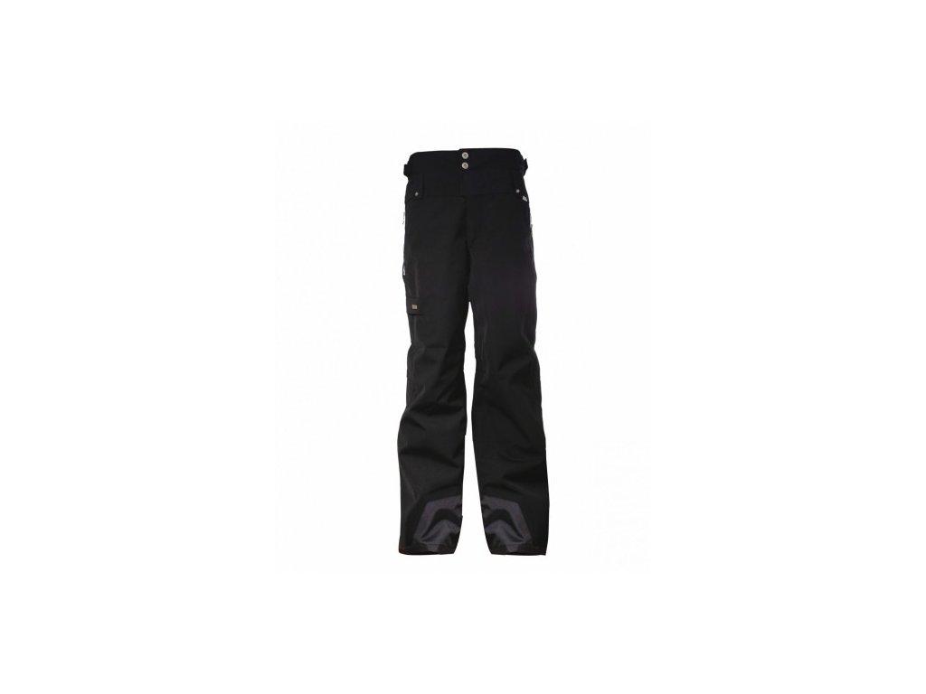 BALJASEN - pánské lyžařské kalhoty - černé