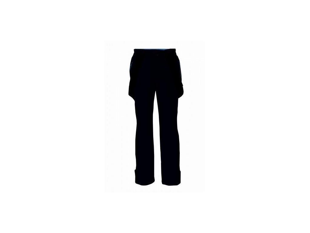 JOVATTNET - pánské lehké zateplené lyžařské kalhoty - černé