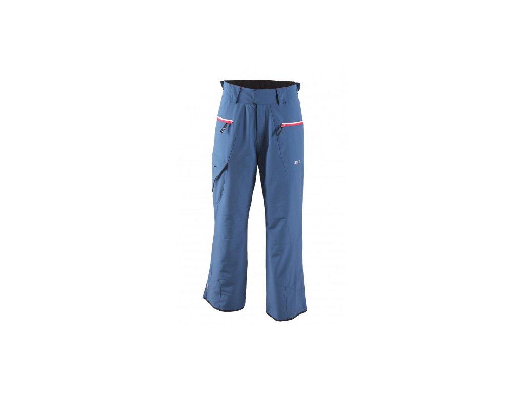 ÄNGSÖ - pánské lehké zateplené lyžař.kalhoty - modré