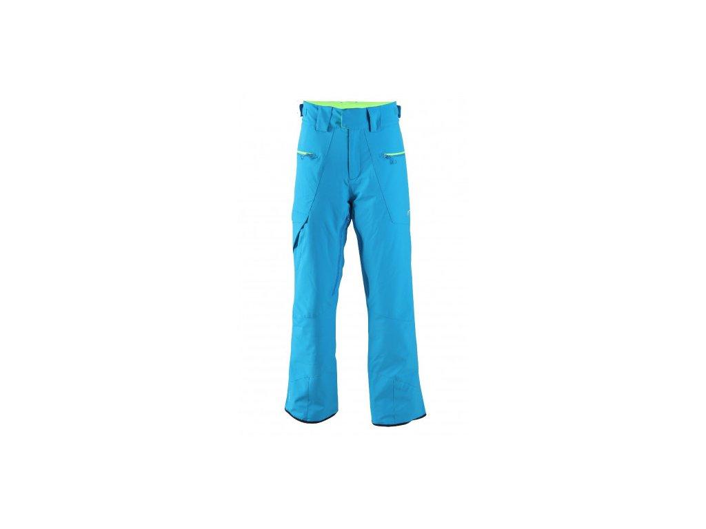 BASTE - pánské ECO lyž. kalhoty - modré