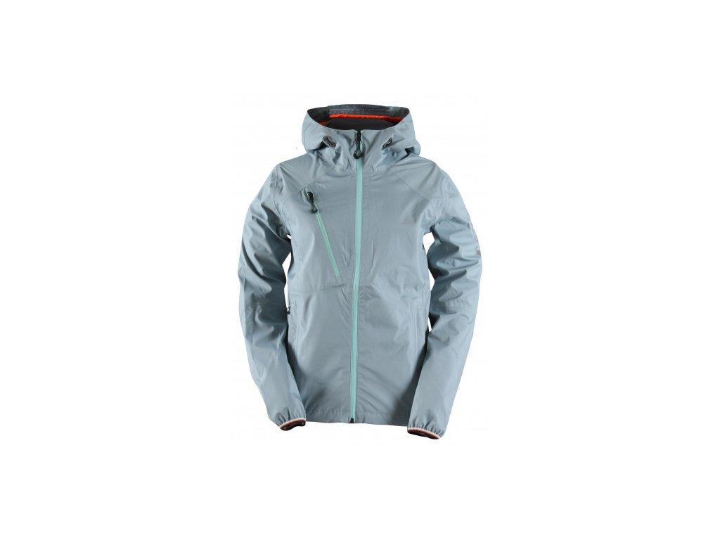 GÖTENE - dámská 3L outdoorová bunda - stone blue