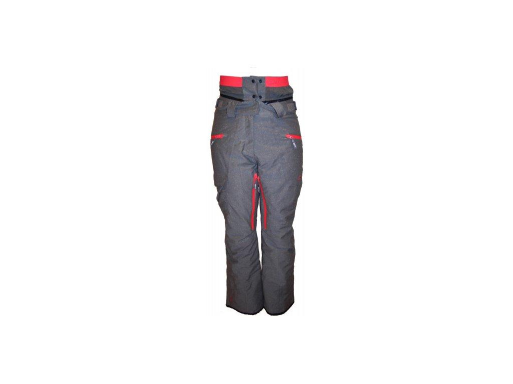 VRISTULVEN -dámské lyžařské kalhoty - šedé